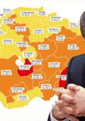 Sağlık Bakanı Fahrettin Koca, günlük vaka sayılarını açıkladı