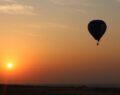 Göbeklitepe'de balon turizmi