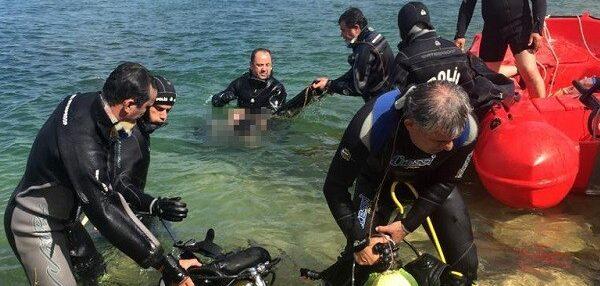 Baraj gölüne giren genç boğularak hayatını kaybetti