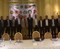 Baro başkanları Şanlıurfa'da toplandı