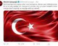 Türk Bayrağını yırtan Yunan vekile sert tepki
