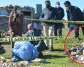 Poşet içerisinde bebek cesedi bulundu