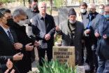 Şanlıurfalı Bestekar mezarı başında anıldı