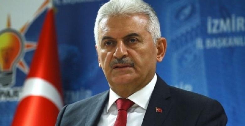 Yıldırım: Afrin'e savaşa gitmedik