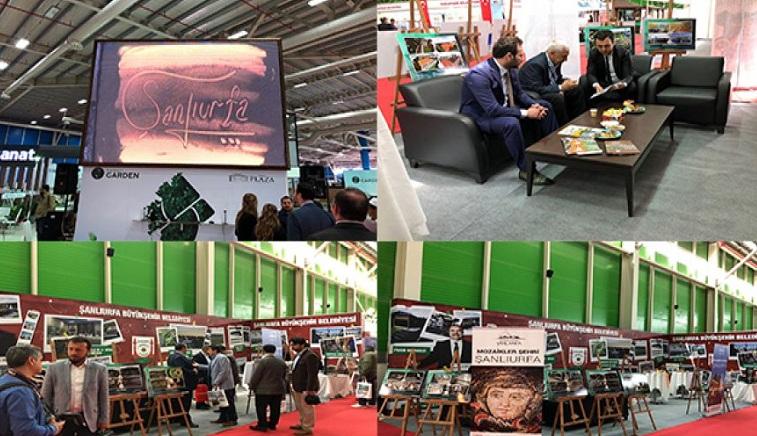 Büyükşehir'in Dev Projeleri Konya Kent 2018'de Tanıtıldı