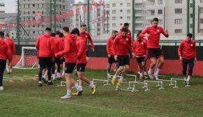 Karaköprü Belediyespor Artvin Hopa'yı ağırlıyor