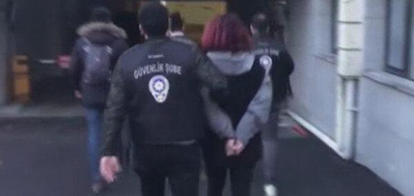 Boğaziçi Üniversitesi'nde 159 gösterici gözaltına alındı