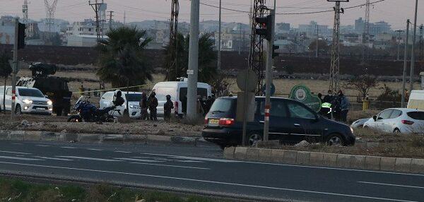 Urfa'da etkisiz hale getirilen teröristin üzerinden bomba çıktı