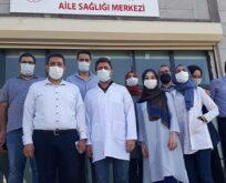Şanlıurfa'da aşı çalışmaları tüm hızıyla devam ediyor