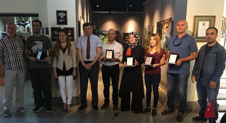 'Bursa'da Bahar' ödülleri sahiplerini buldu
