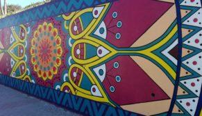 Bursa'da duvarlar renkleniyor