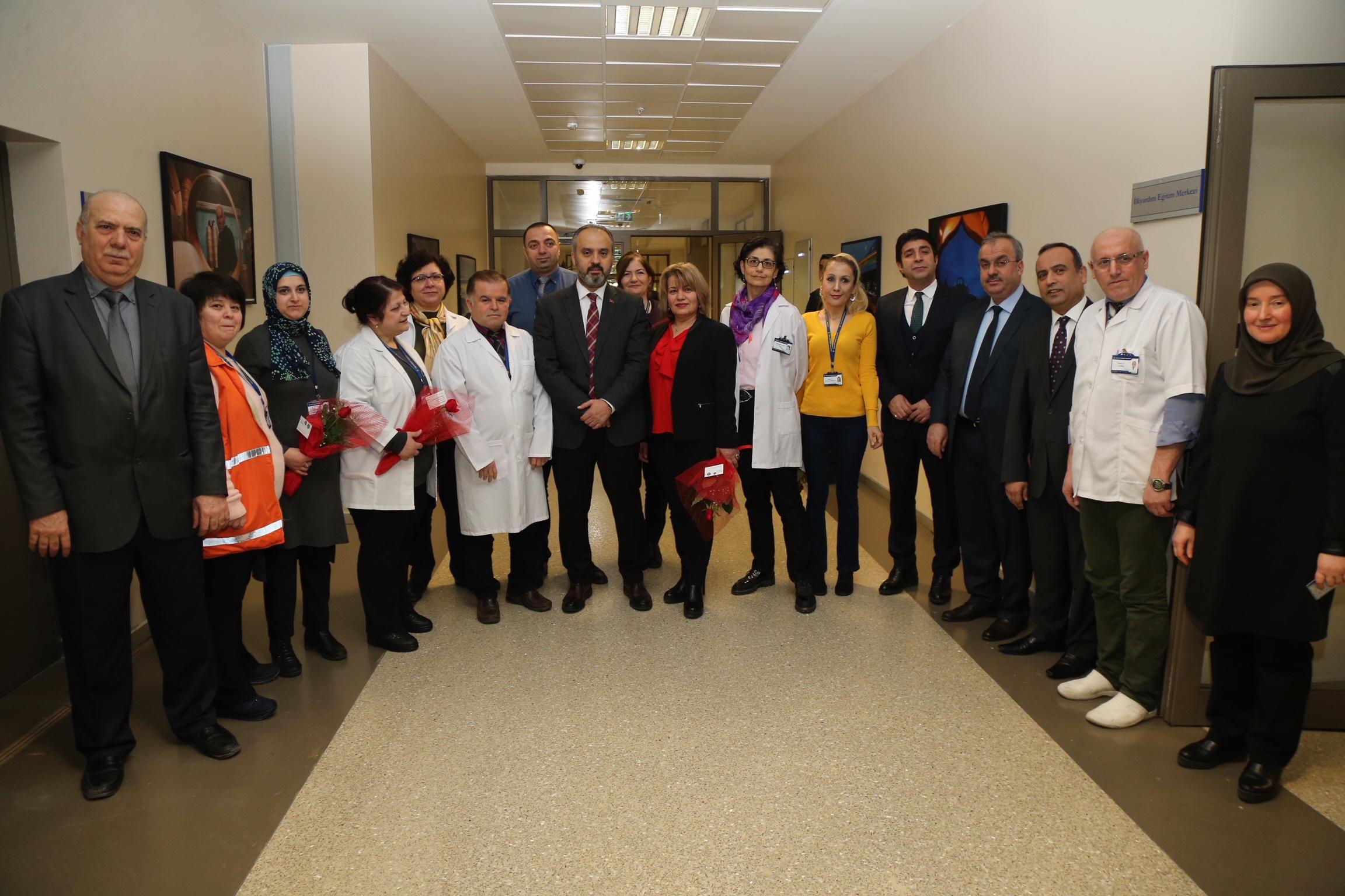Başkan Aktaş, 'daha sağlıklı Bursa'yı hedefliyor