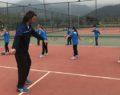 Tenisin nabzı Bursa'da attı