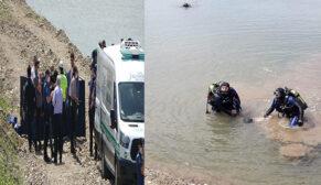 Irmakta kadın cesedi bulundu