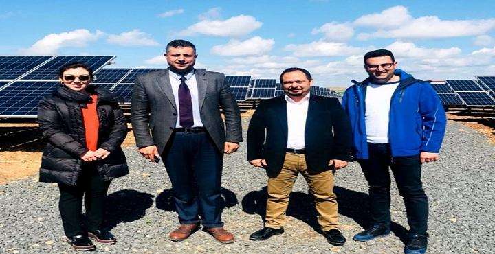 Ceylanpınar Belediyesi'nden güneş enerjisi eğitimi