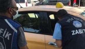 74 toplu ulaşım aracına koronavirüs cezası