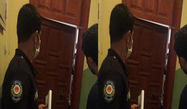 Şanlıurfa'da karantinaya uymayanlara ceza