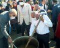 Şanlıurfa CHP heyeti Hilvan'da festivale katıldı