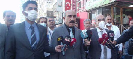 Şanlıurfa CHP'den'3600 Ek Gösterge' açıklaması