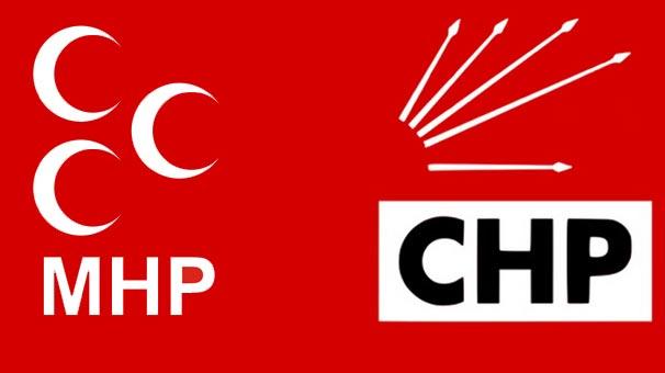 MHP'den CHP'nin randevu talebine ret