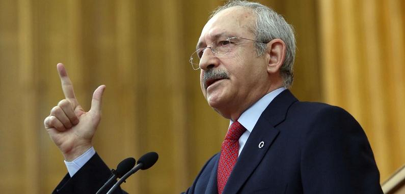 Kılıçdaroğlu: İstanbul'u dünyanın imrendiği şehir yapacağız