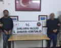 Urfa'da cinayet zanlısı olarak aranan şahıs yakalandı