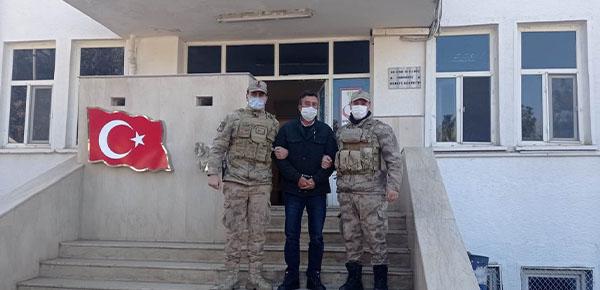 Şanlıurfa'da cinayetten hükümlü şahıs yakalandı