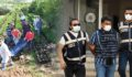 Esrarengiz cinayetin faili kiracı çıktı