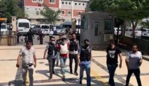 Şanlıurfa'da üç cinayetin zanlısı tutuklandı