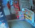 Şanlıurfa'da patates cipsi hırsızlığı kamerada