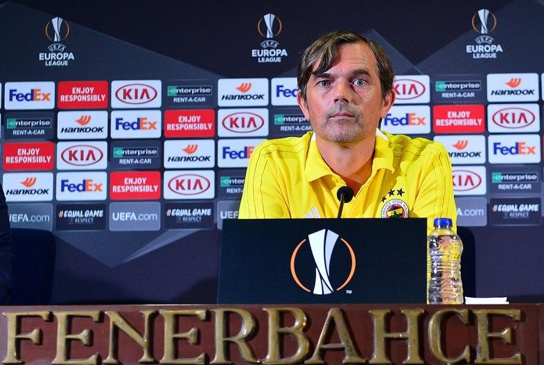 Fenerbahçe'den Cocu açıklaması