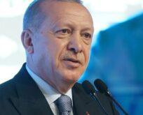 Cumhurbaşkanı Erdoğan, Azerbaycan Cumhurbaşkanı ile görüştü