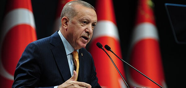 Cumhurbaşkanı Erdoğan'dan toplantı sonrası açıklama