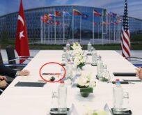 Cumhurbaşkanı Erdoğan, Biden görüşmesinde dikkat çeken detay