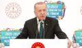 Cumhurbaşkanı Erdoğan, öğretmen ve öğrencilerle buluştu