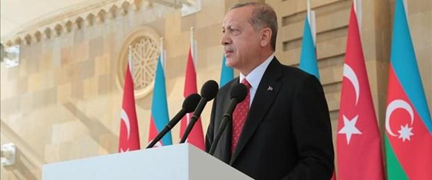 Cumhurbaşkanı Erdoğan'dan Yukarı Karabağ açıklaması