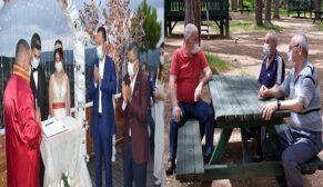 Düğün ve 65 yaş üstüne yeni düzenleme