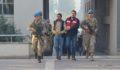 Bağdadi'nin militanları hakim karşısında