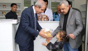 PKU hastalarına ücretsiz ekmek