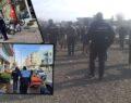 Viranşehir'de zabıta ekipleri denetimde