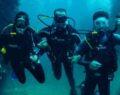 Denizin dibinde binlerce yıllık tarih