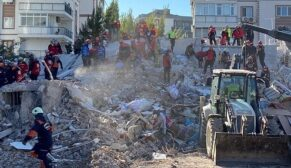 İzmir depreminden son durum