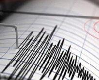 6 büyüklük şiddetinde deprem