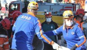 AFAD: Can kaybı 115'e yükseldi