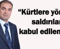 İlçe Başkanı Özkan'dan açıklama