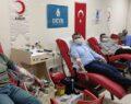 Deva Partisi düzenli kan bağışına devam ediyor