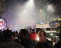 Derbi maçı sonrası Adıyaman ve Diyarbakır'da gergin dakikalar yaşandı