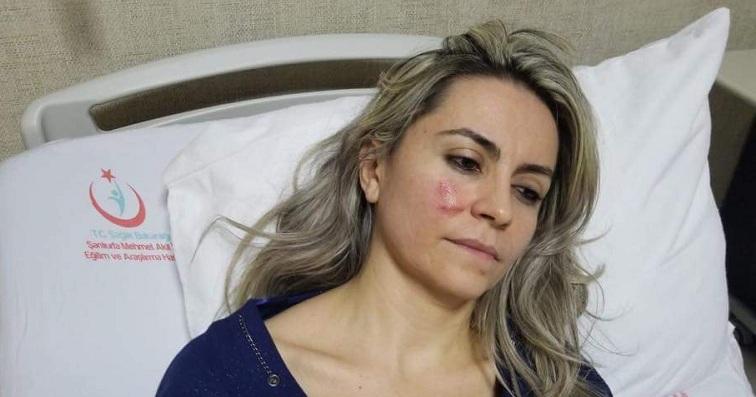 Doktor Hastane'de saldırıya uğradı