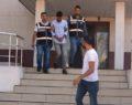 Polisi'nin yakaladığı 2 telefon dolandırıcısı tutuklandı