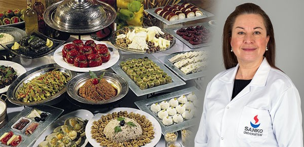 Ramazan Bayramı'nda sağlıklı beslenme